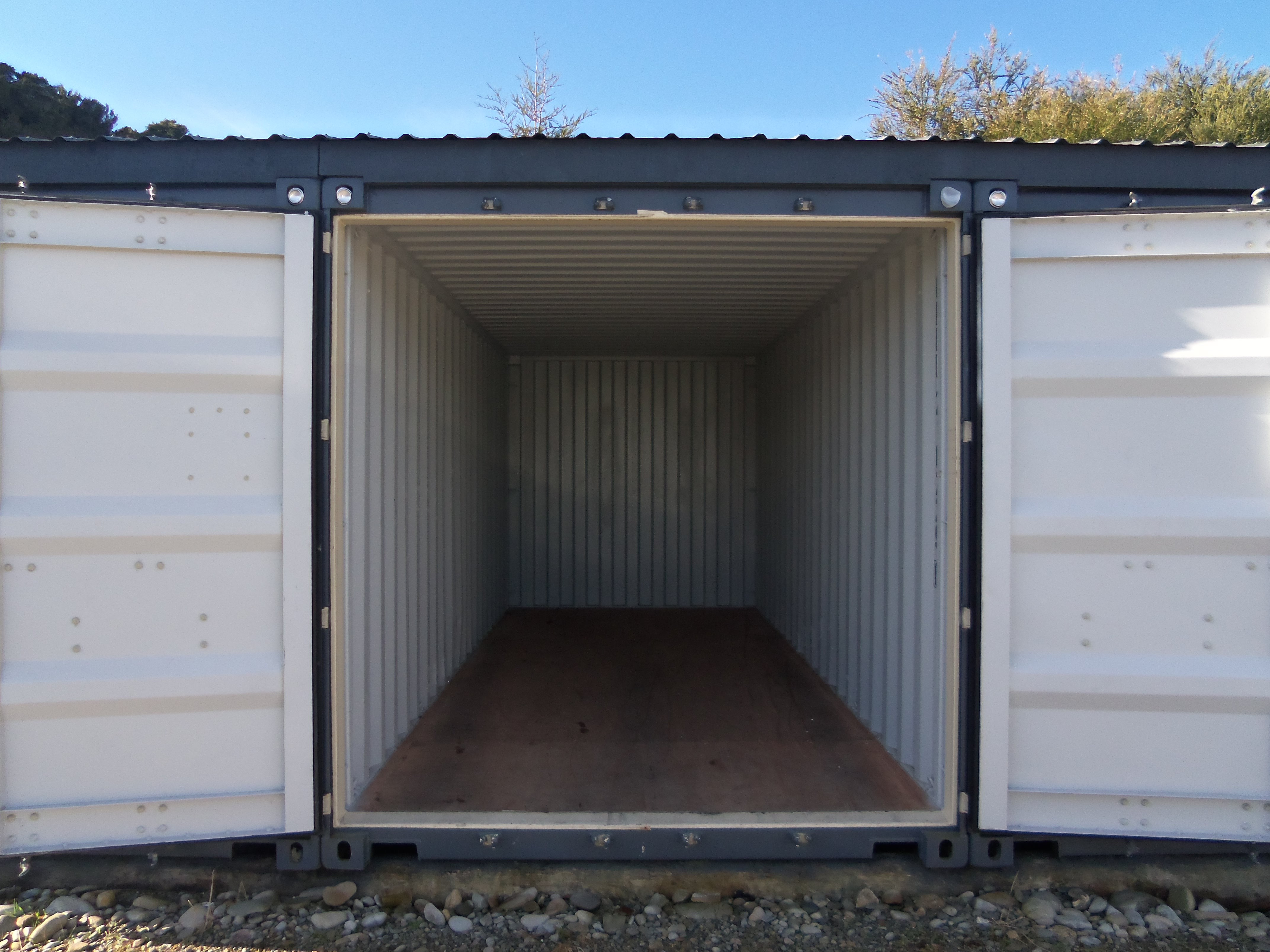 lock ups at our storage facility