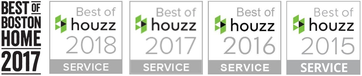 Best of Boston and Houzz Awards