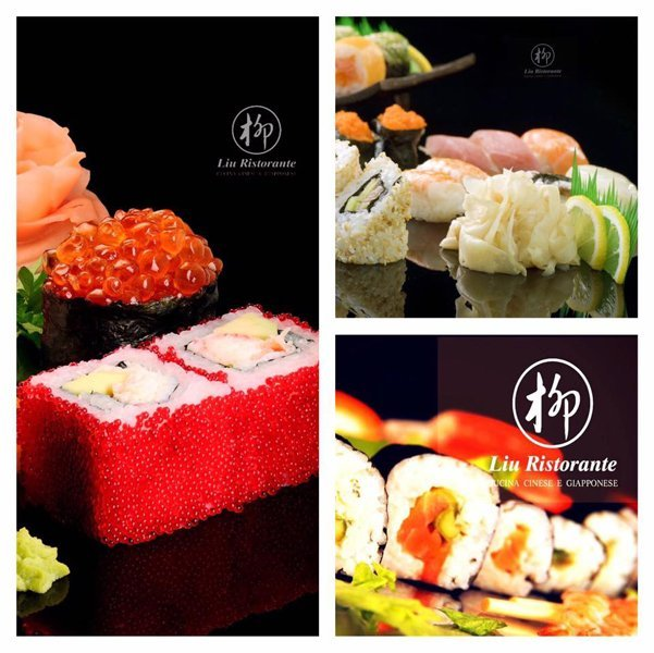 Piatti giapponesi - All you can eat al Ristorante Sushi Liu a Bologna