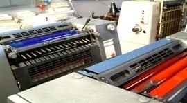 macchine per tipografia