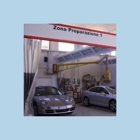 Zona preparazione