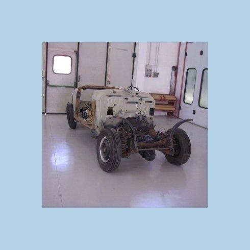 Riparazione carrozzeria auto d