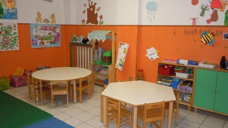 aula scuola materna