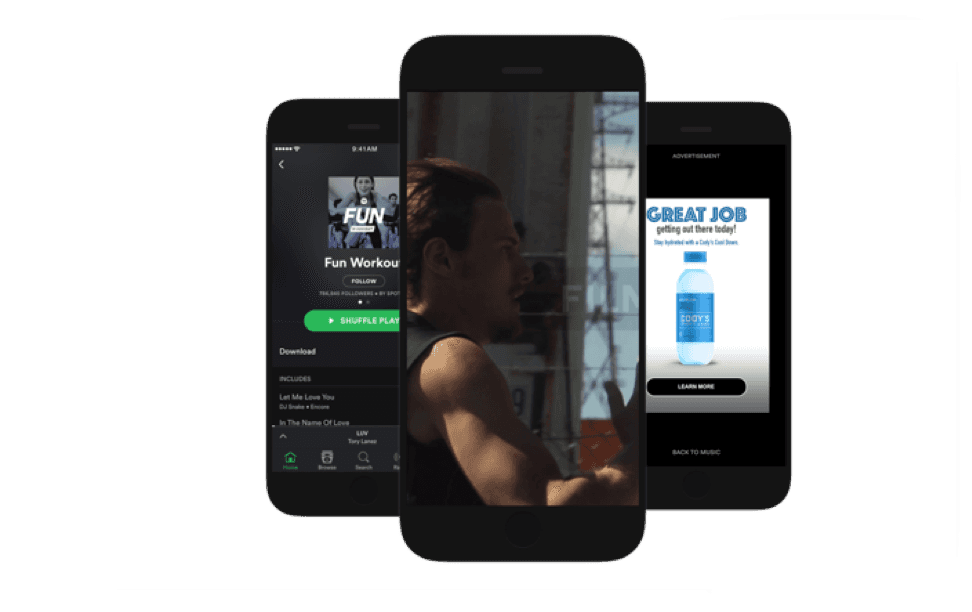 Spotify Branded Moments