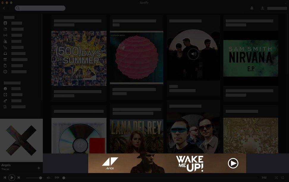 Spotify Leaderboard