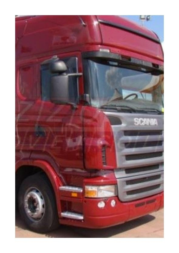 lucidatura camion