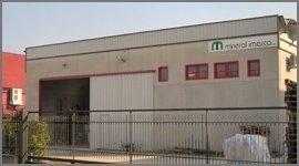 laboratorio chimico, azienda per commercio talco, azienda di filler