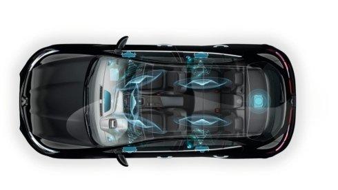 Nuova Renault MEGANE Berlina - Impianto Bose
