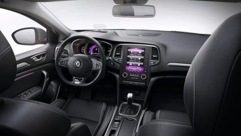 Nuova Renault MEGANE Bose 2016