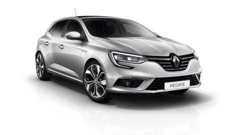 Nuova Renault Megane Berlina 2016