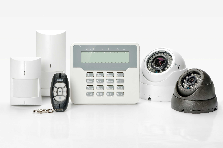Sistema di allarme, telecamere a circuito chiuso
