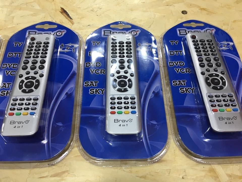 dei telecomandi universali