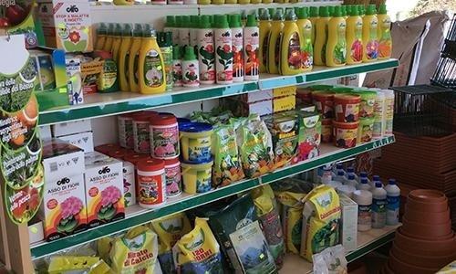 Sementi, bulbi ed articoli per il verde