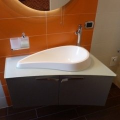 lavabo design mobile