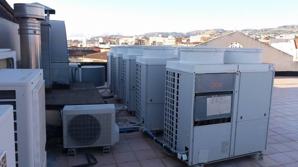 condizionamento aria