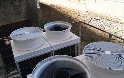 Impianti ventilazione