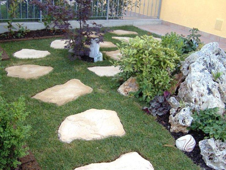 Arredo giardino - Bergamo - Favretto Marmi