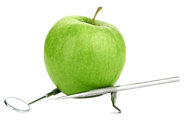 apple dental tools