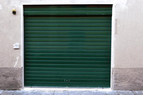 Serranda per chiusura garage