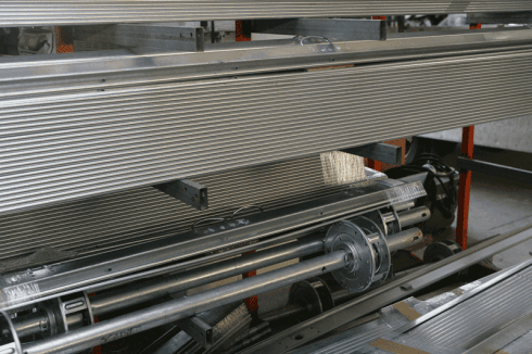 Officina meccanica riparazione serrande