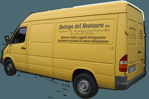 Bottega del restauro - Zola Predosa (Bologna)