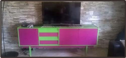 Restauro mobili laccati
