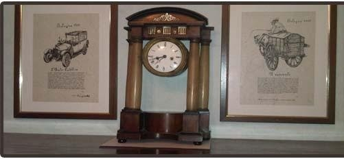 Restauro orologi antichi