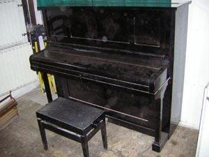 Restauro pianoforte d'epoca