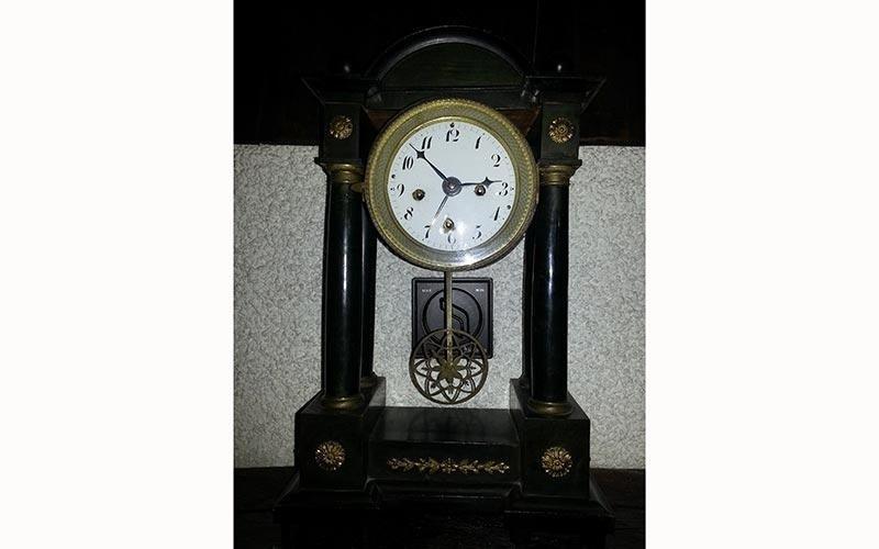 Restauro di orologi d