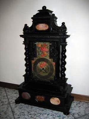 Orologio notturno restaurato