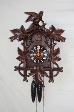 Orologi a cucù restaurati