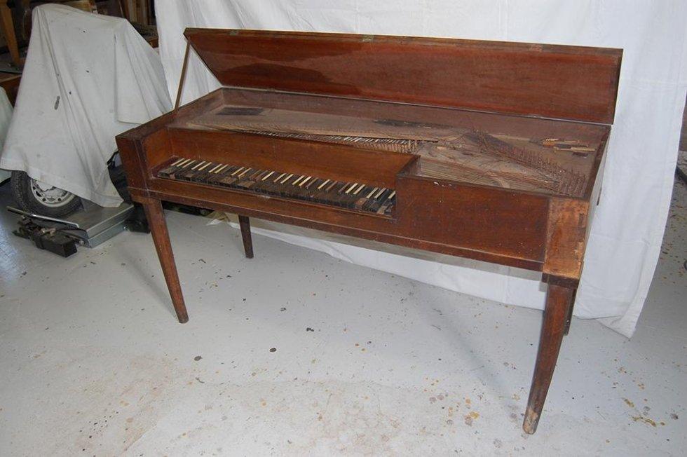 Fortepiano Guerzoni