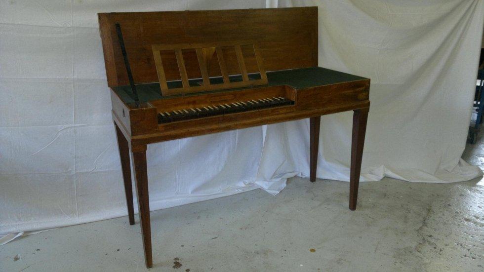 Restauro fortepiano 1796