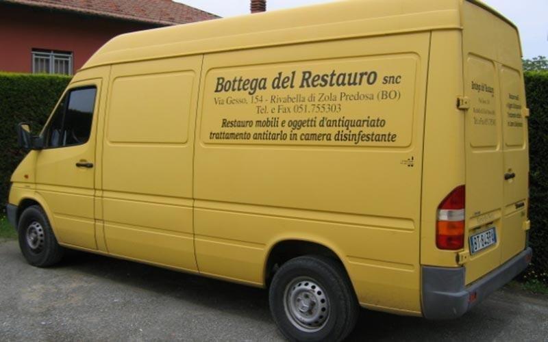 Bottega del restauro Bologna