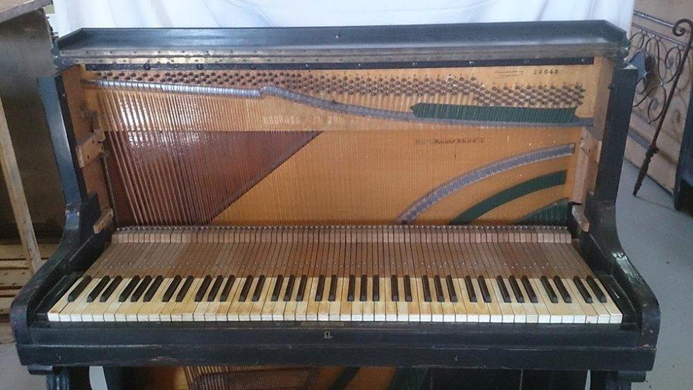 Restauro Pianoforte Boisselot