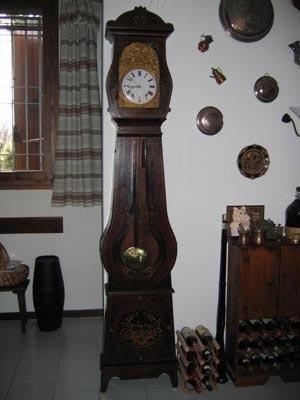 Orologio a torre restaurato