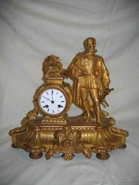Orologio parigino epoca Luigi Filippo