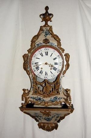 Orologio Luigi XV restaurato