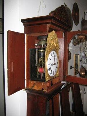 Restauro orologio a torre