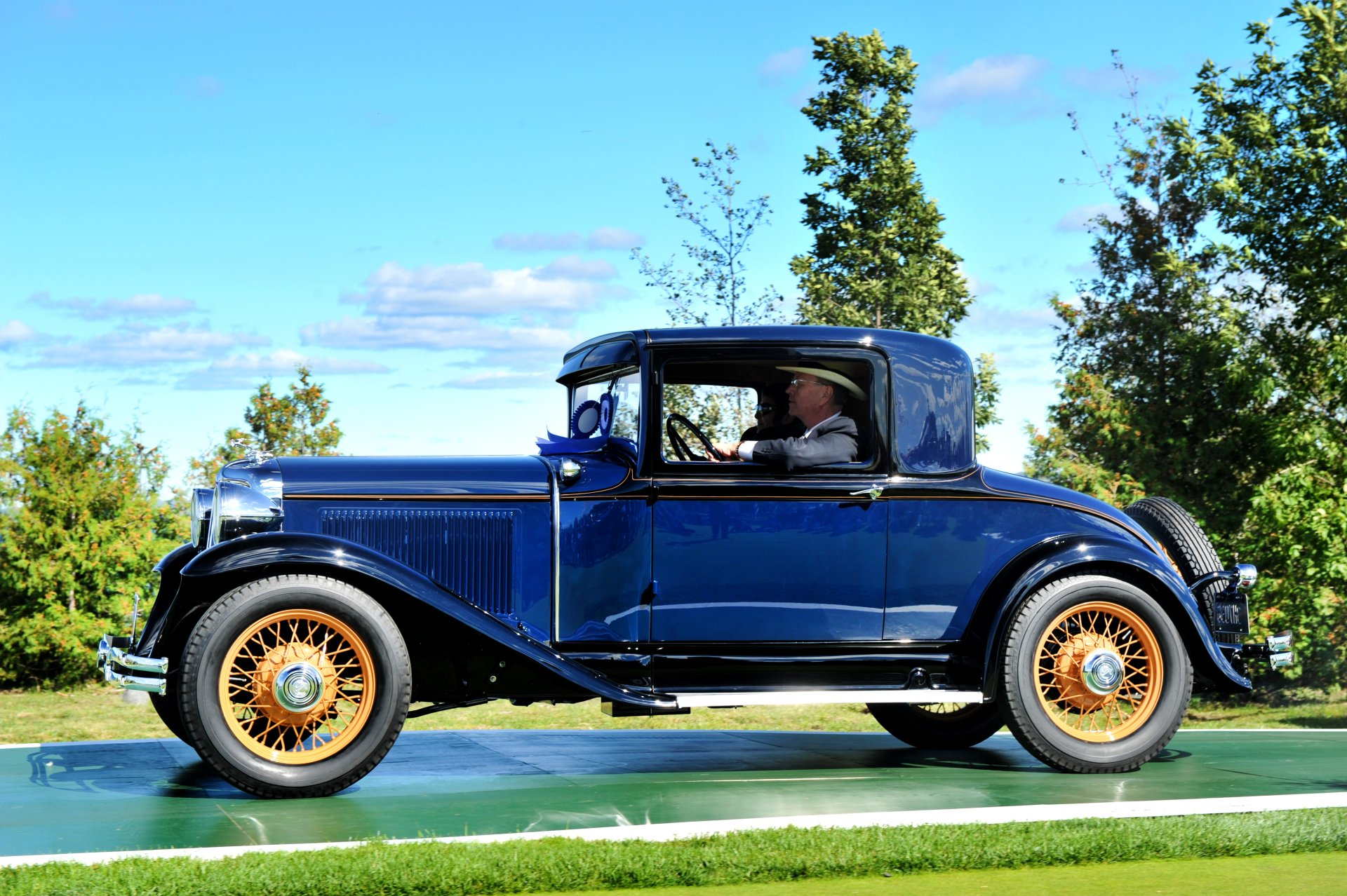 1931 Chrysler CMRS Coupe