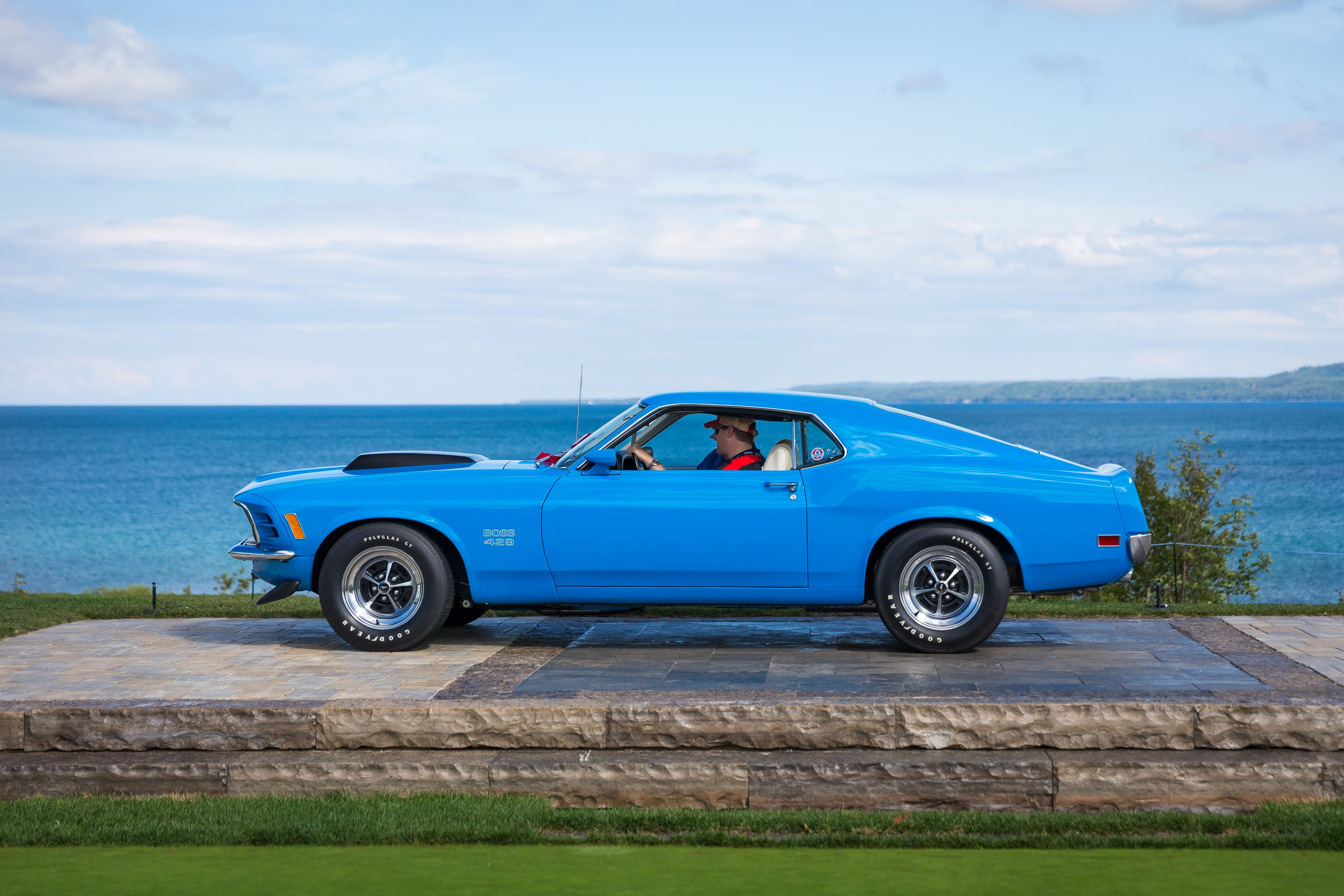 1970 Ford Boss 429 Mustang 2nd