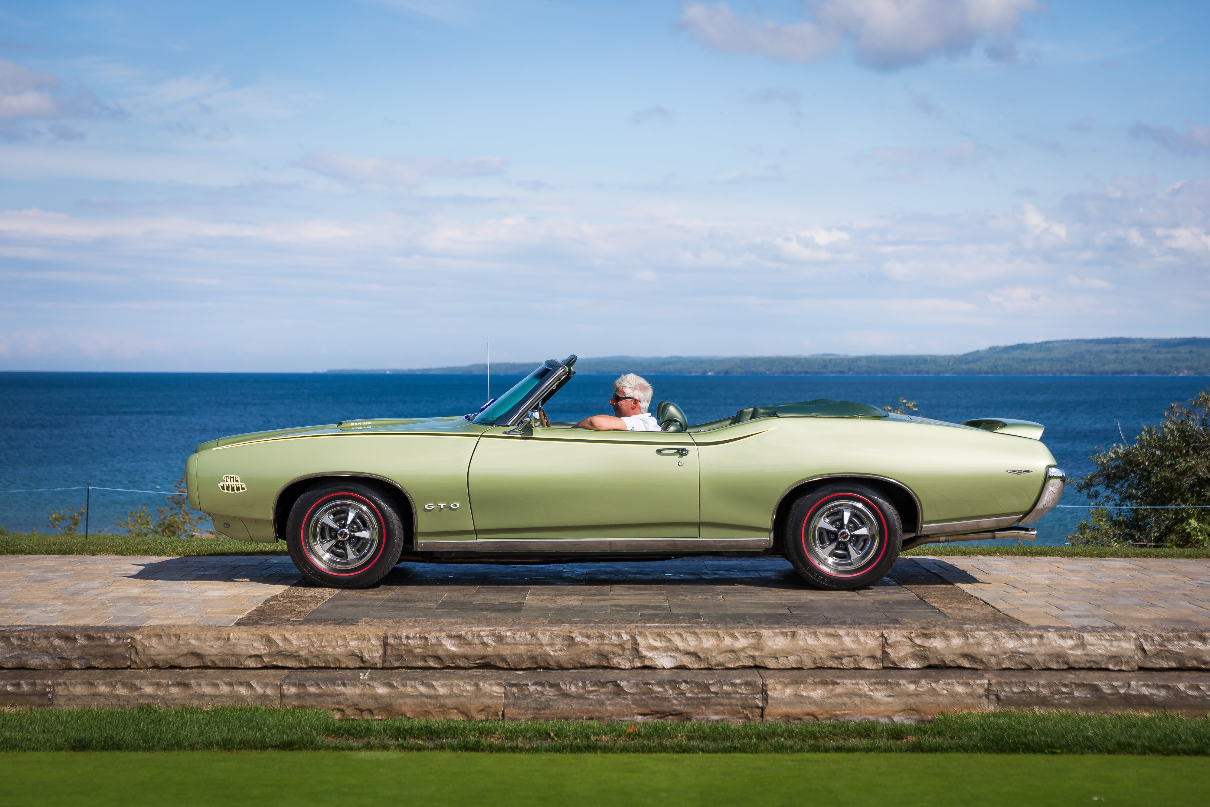 1969 Pontiac GTO Ram Air III Judge Convertible 1st