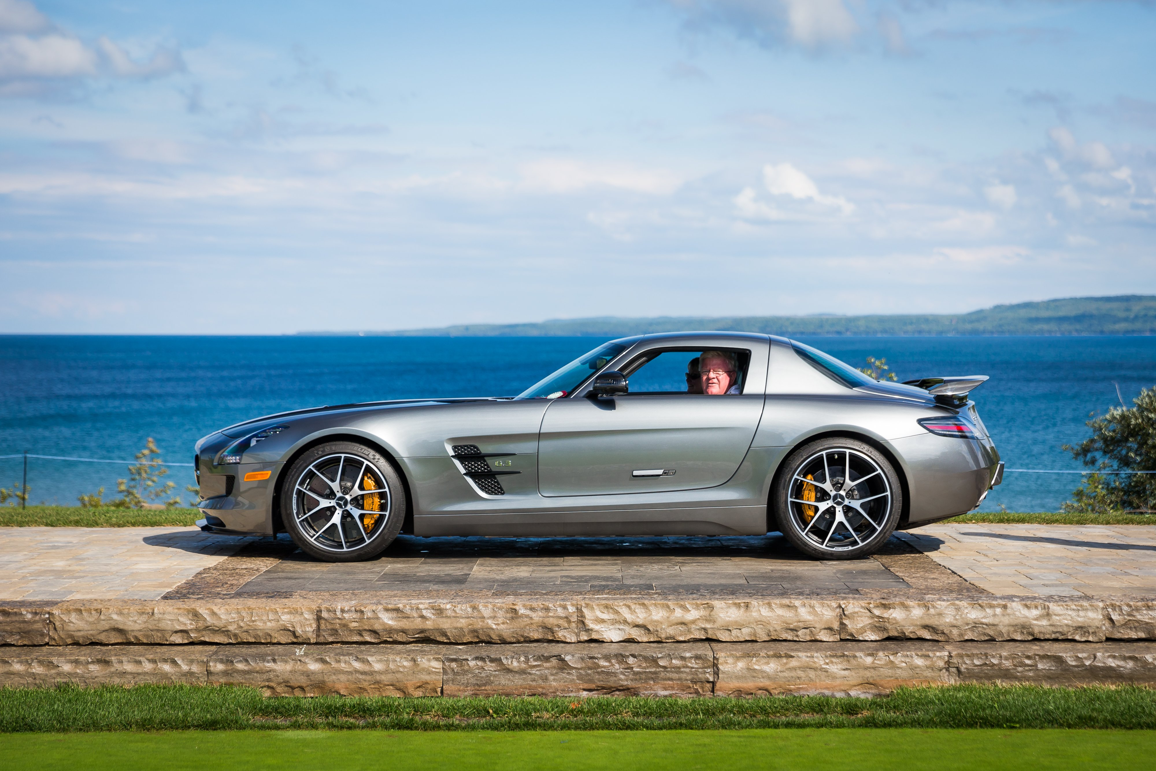 2015 Mercedes SLS AMG GT Final Edition- 2nd