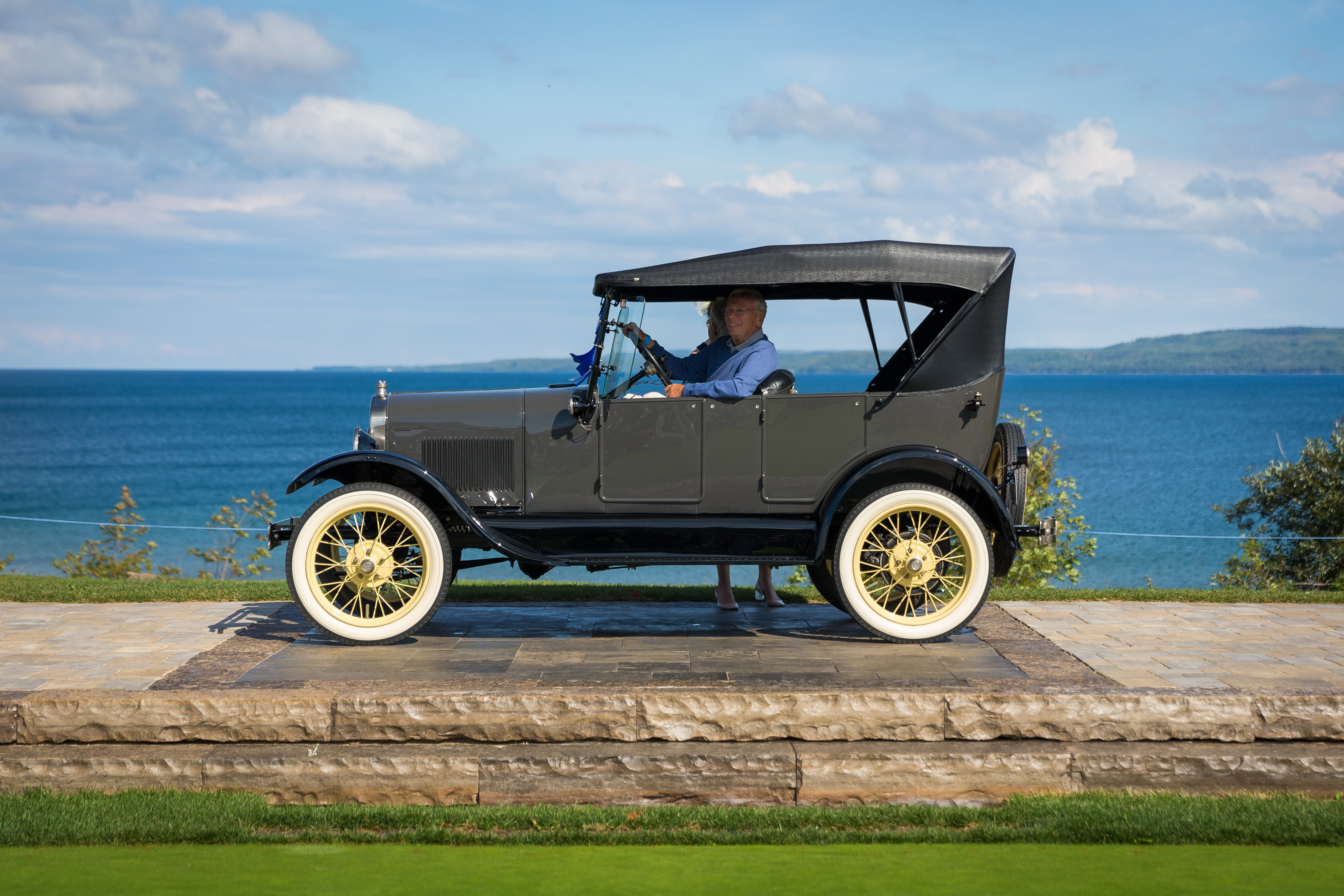 1927 Ford  Model T Sport Touring- 1st