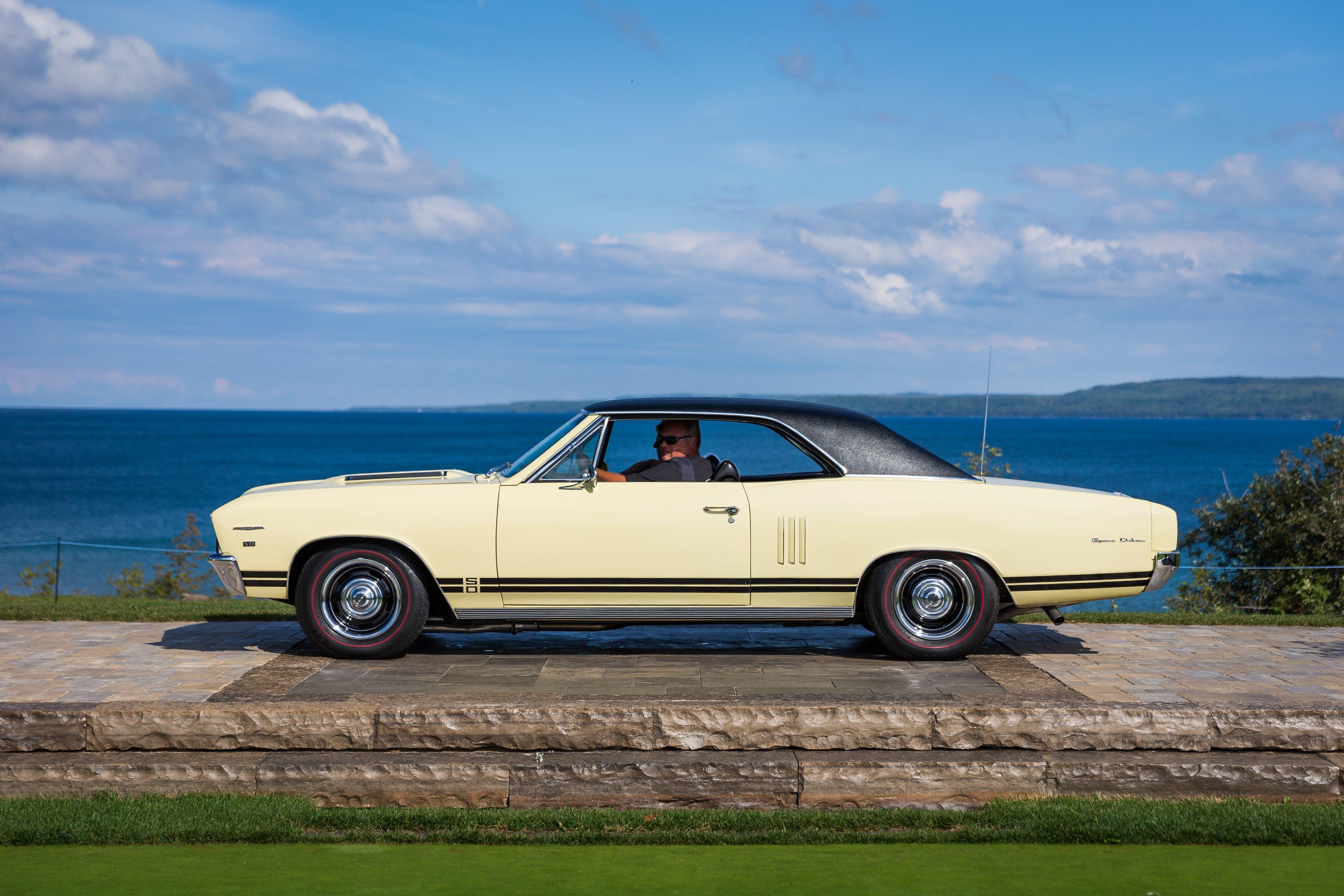 1967 Beaumont Sport Deluxe 396- 1st