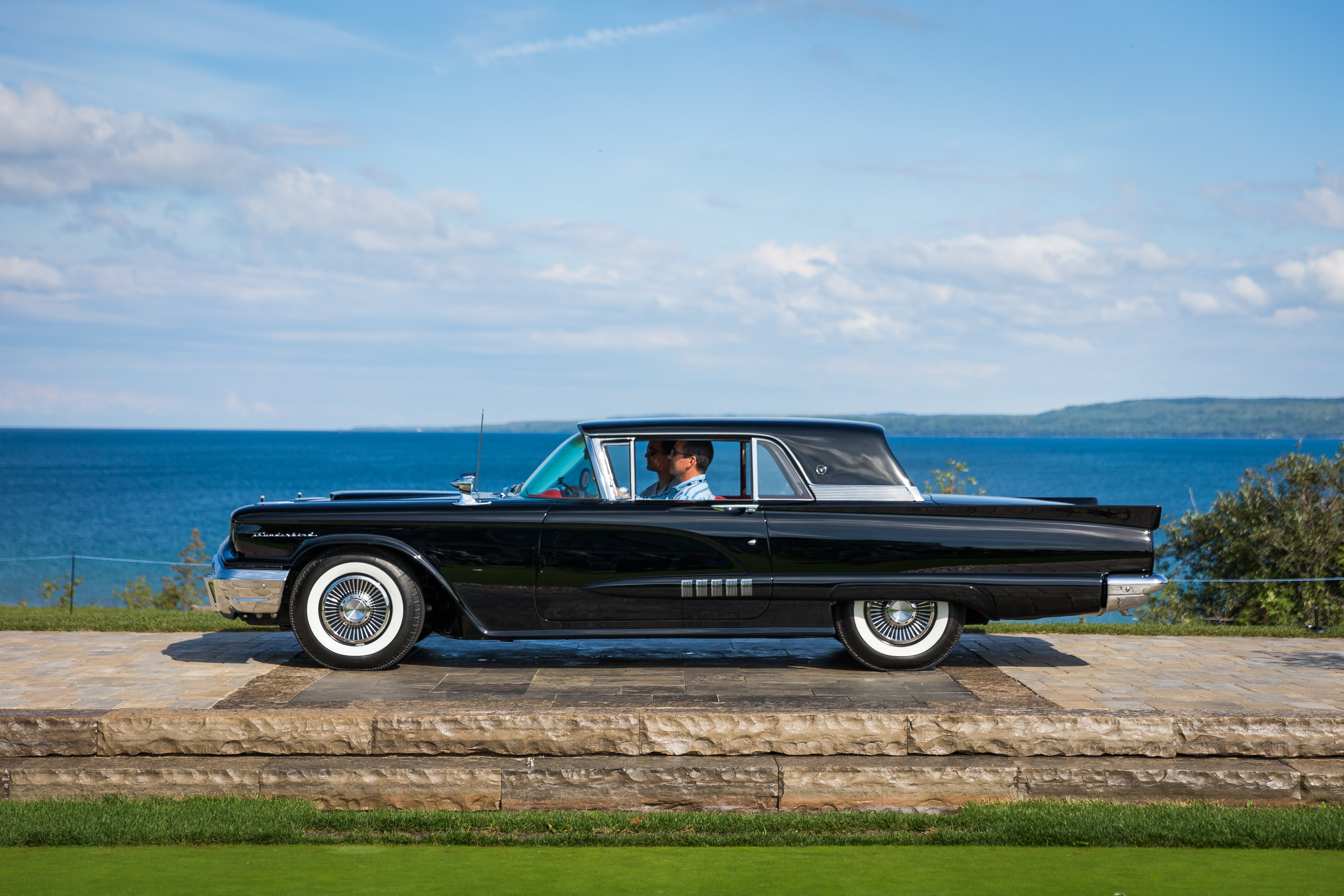 1958 Ford Thunderbird- 1st