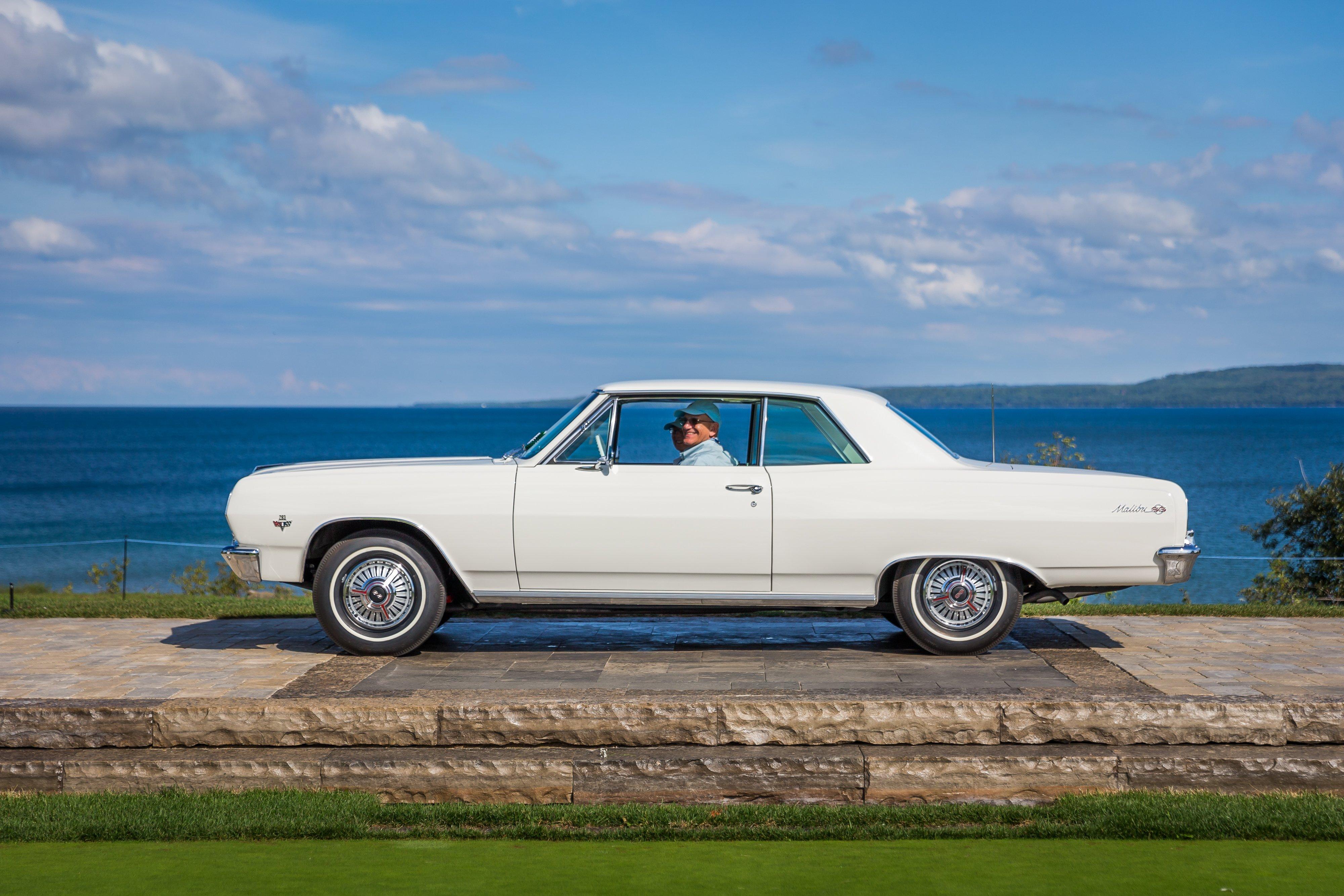 1965 Chev Chevelle Malibu SS- 3rd