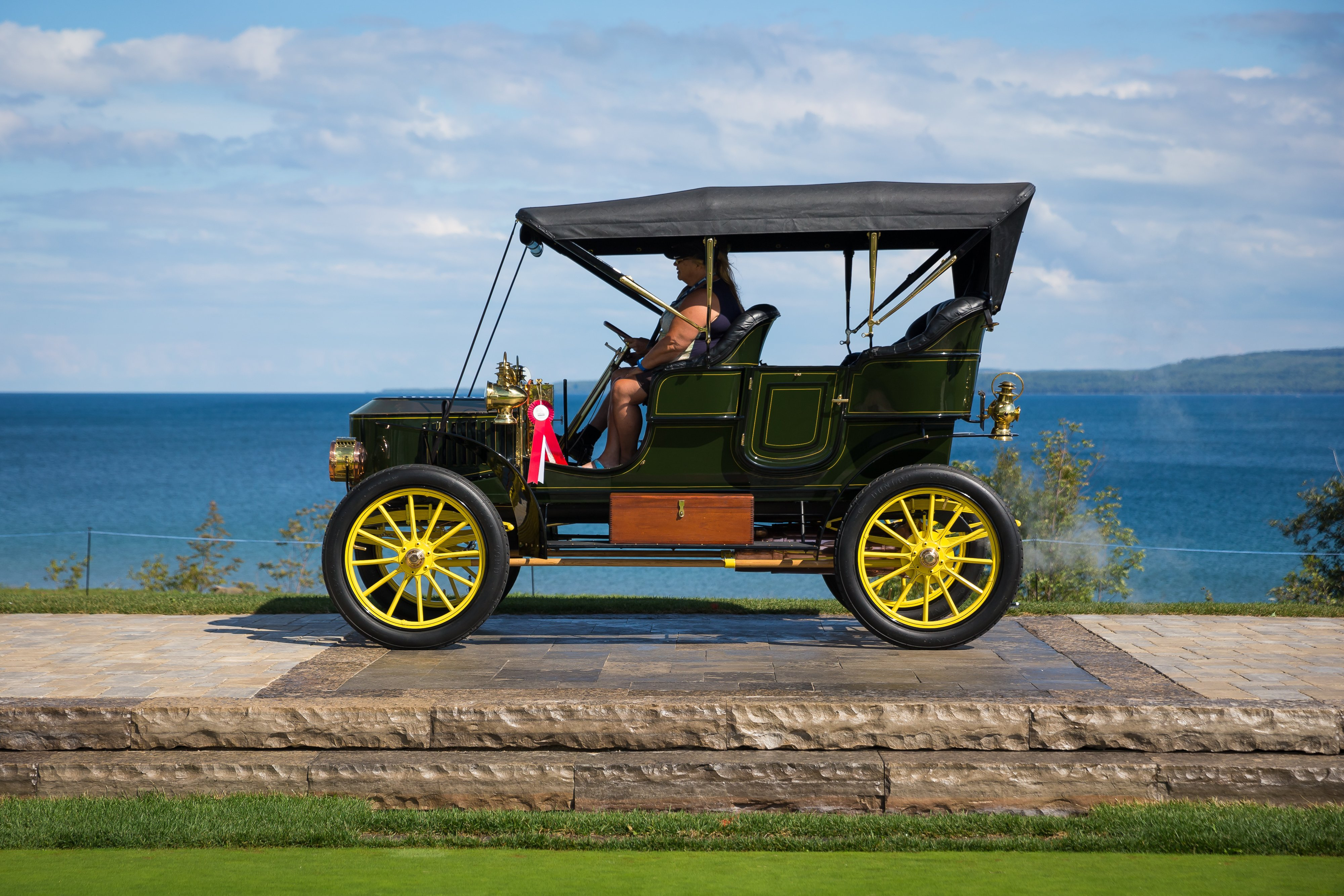 1905 Stanlet Model F Touring- 2nd
