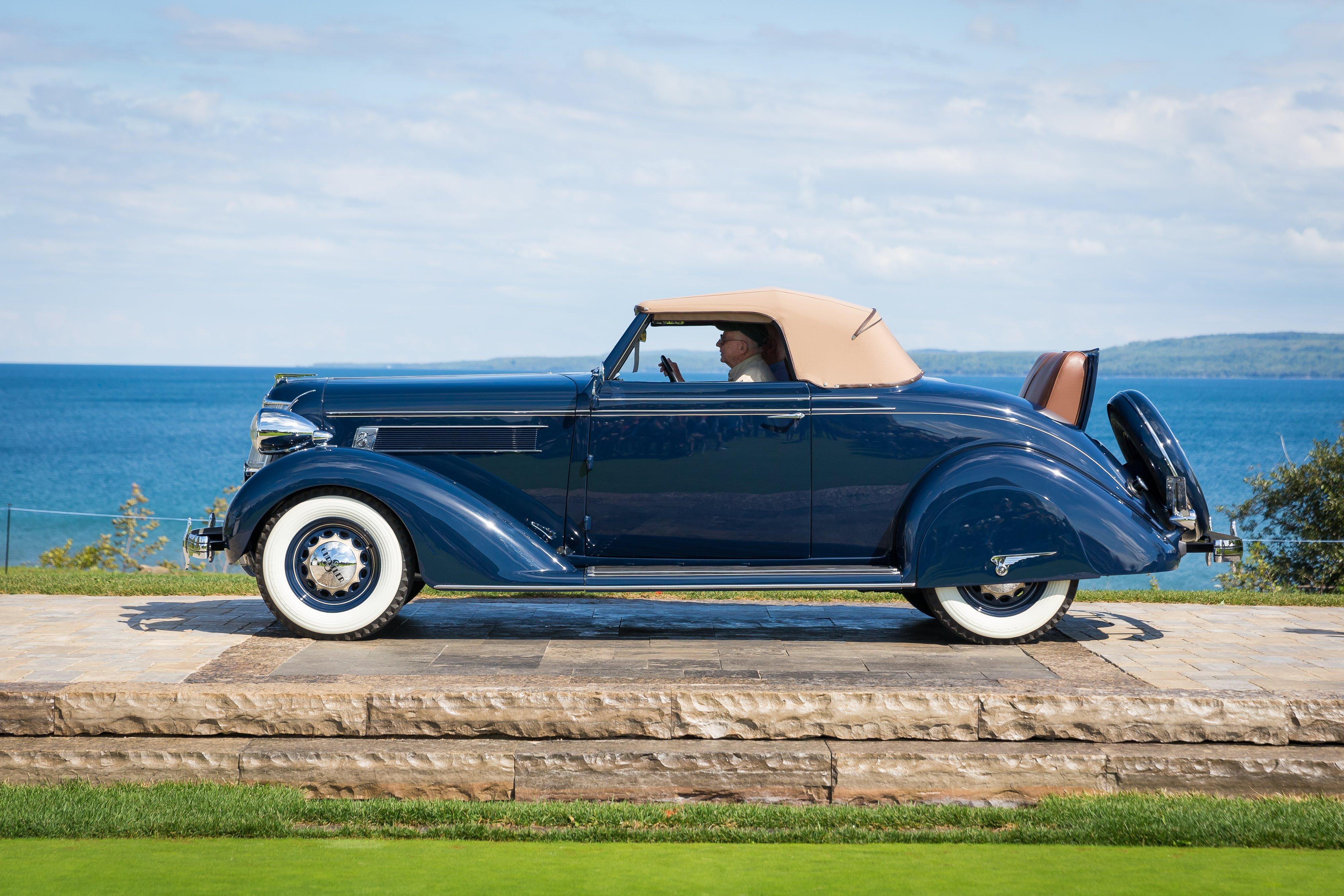 1935 Chrysler- 1st