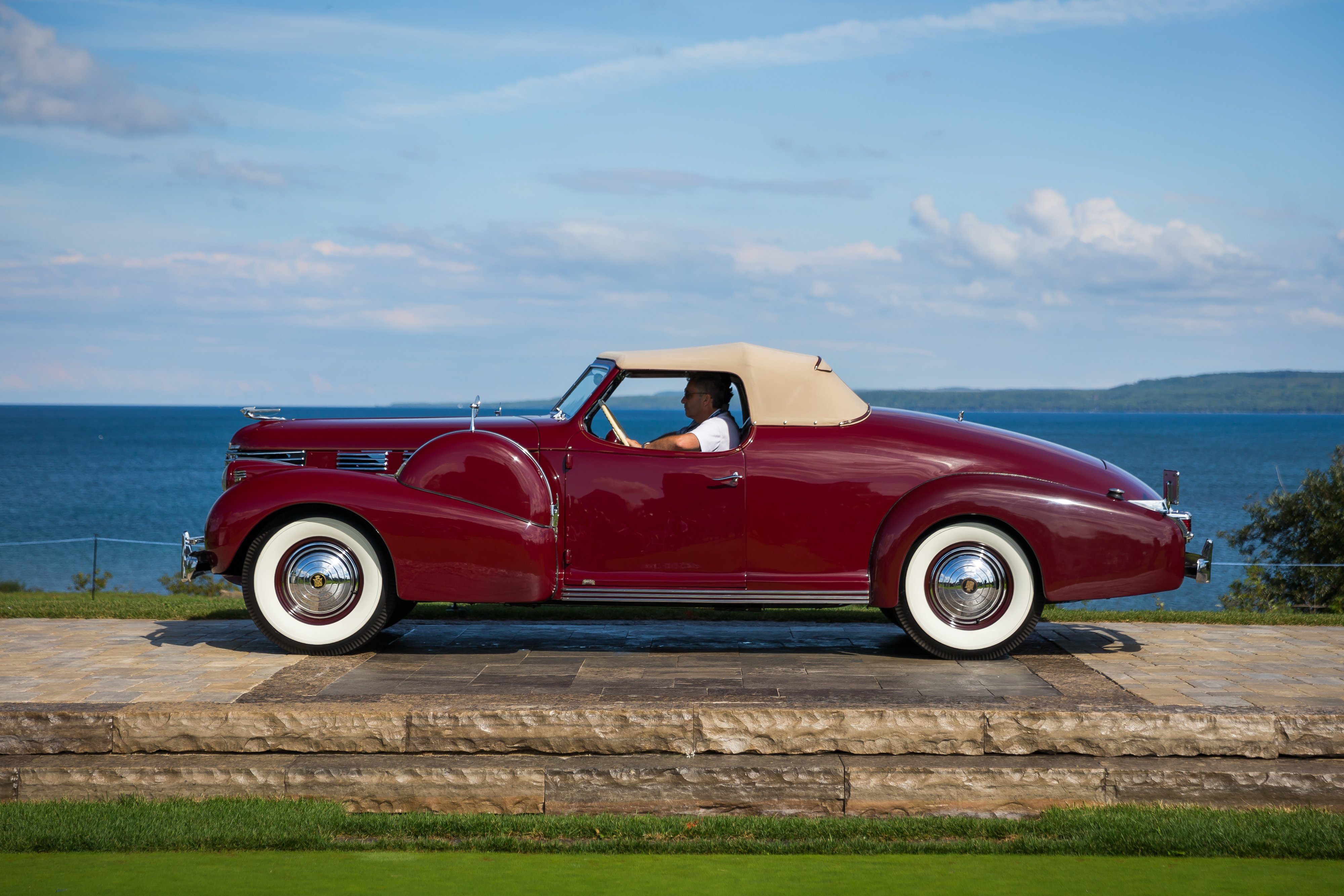 1938 Cadillac Brunn Bodied Roadster- NAACC Award